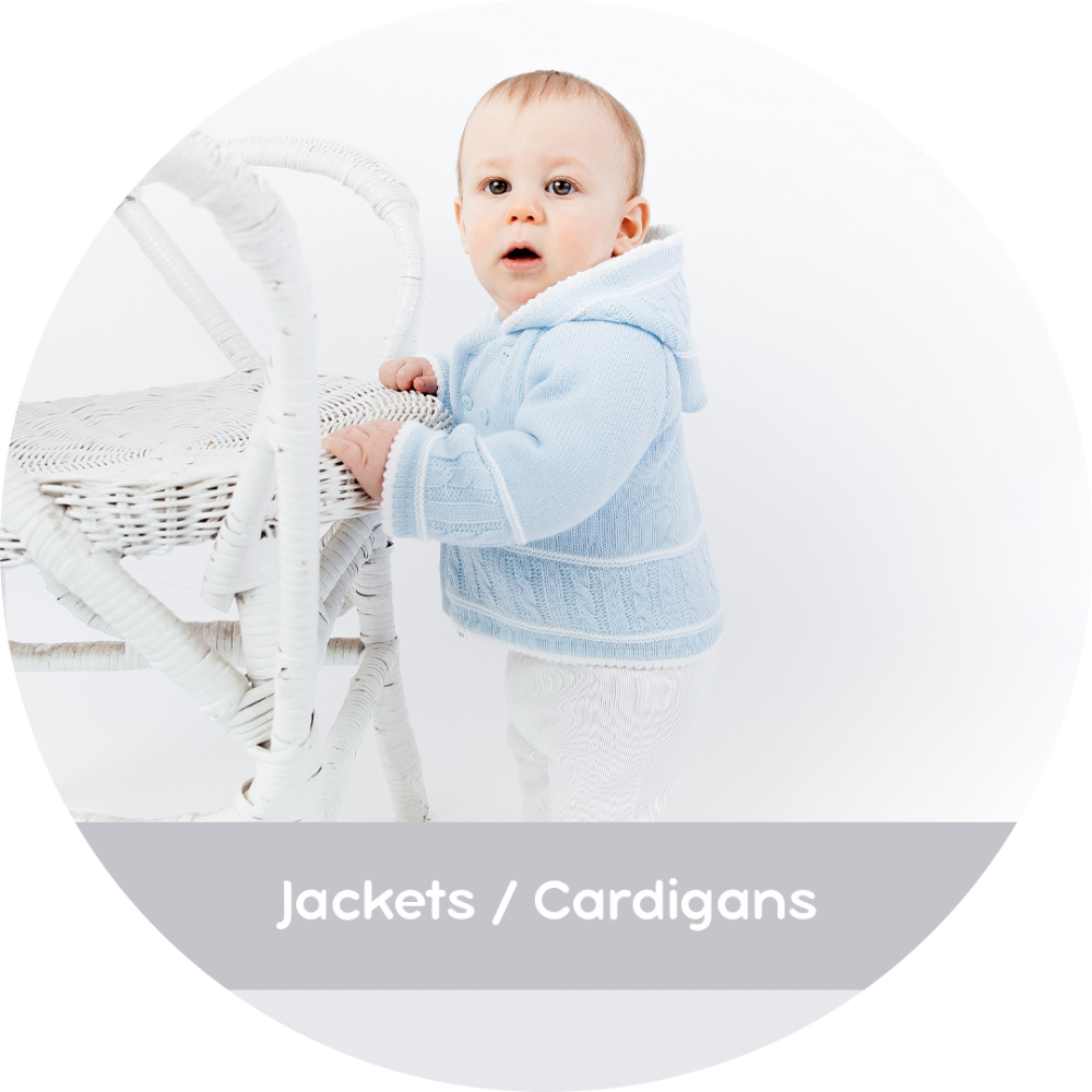 Baby Cardigans & Jackets